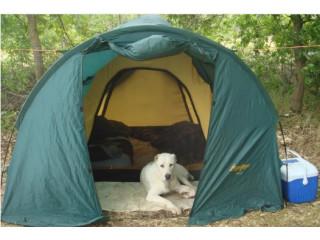 Стоит ли покупать палатку Canadian Camper RINO 4